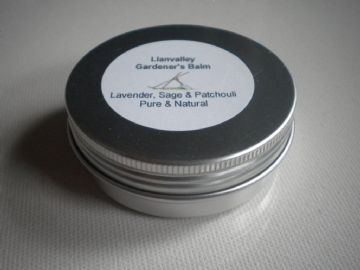 Gardener's Balm (full size) with Lavender, Sage & Patchouli